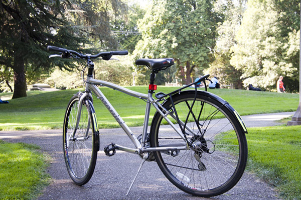 Marin Bike, city commuter