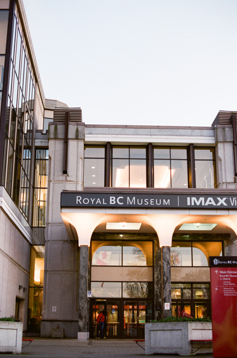 Royal BC Museum, Victoria BC,  Canada, Pacific Northwest,  Amy Nieto Photography